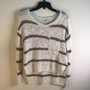 Love Stitch Hi-Low Sweater